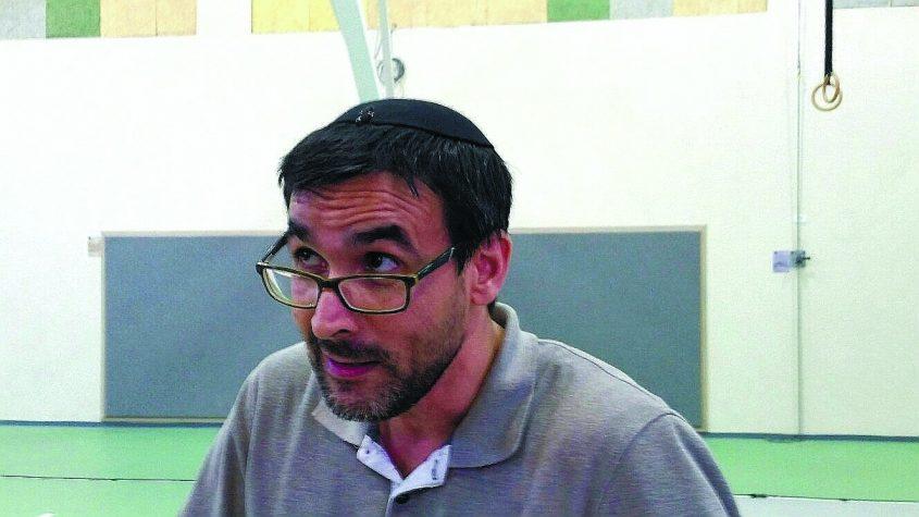 מהנדס העיר אשדוד דורון חזן. צילום: דור גפני