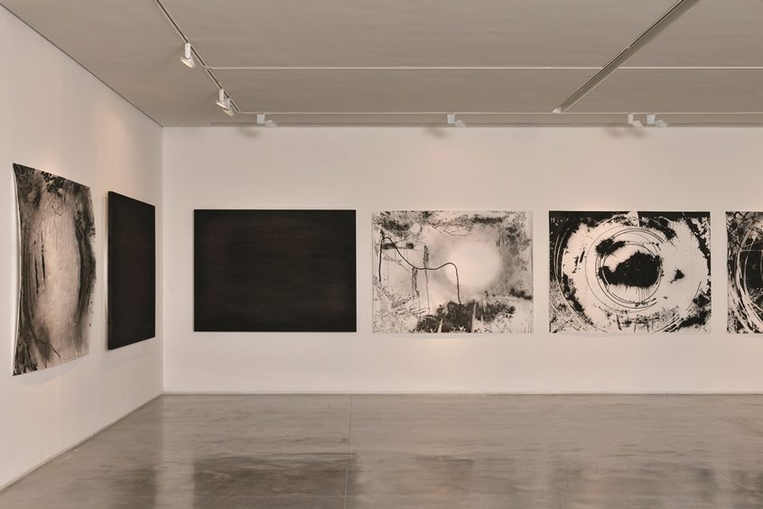Shichecha installation view,Seven Winters, 2013. photo Yigal Pardo_curtesy of the Artist and Sommer Contemporary Art, Tel Aviv©VG Bild-Kunst.