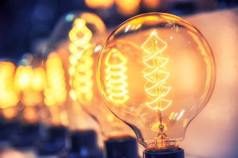 חנויות תאורה בדרום. תמונה ממאגר Shutterstock