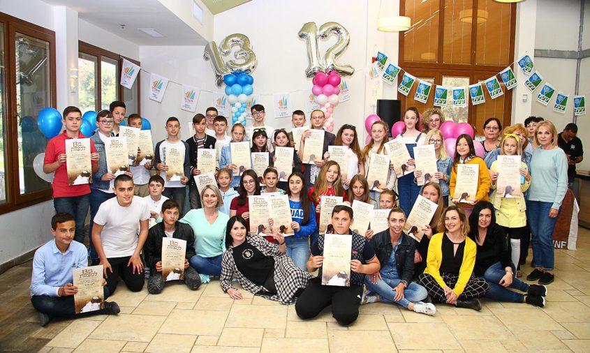 חגיגות בר המצווה של ילדי העולים באדיבות: עיריית אשדוד