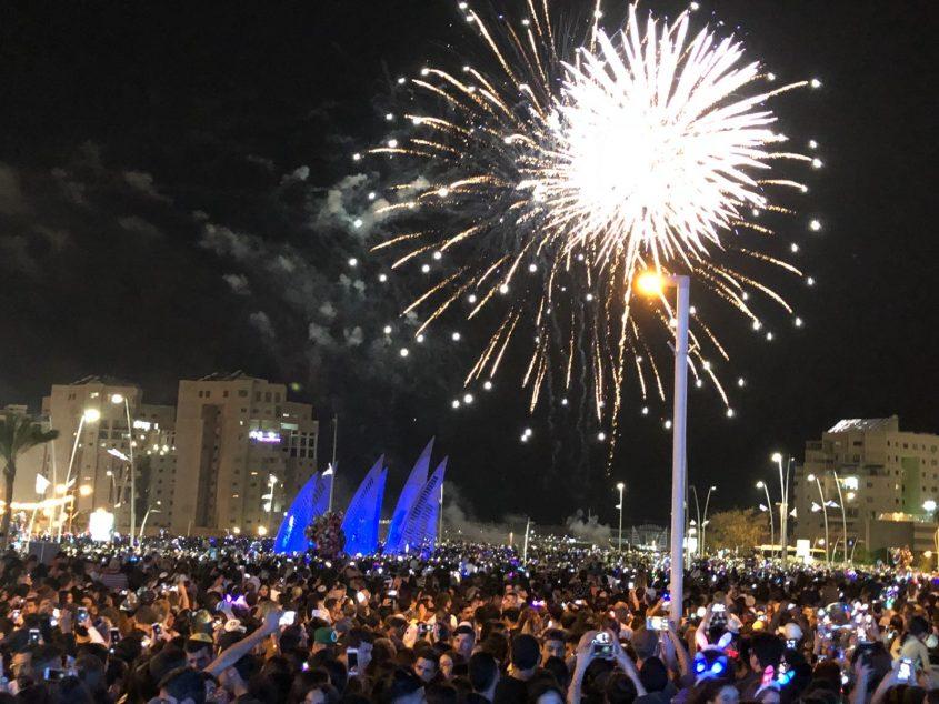 יום העצמאות, אשדוד באדיבות: עיריית אשדוד
