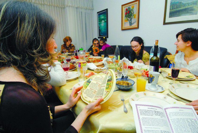 """מה נאכל בחג? צילום מארק ניימן - לע""""מ"""