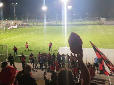 חגיגות הניצחון. צילום: ליאב אחאבן.