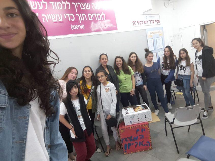 אור לחינוך באדיבות: דוברות עיריית אשדוד