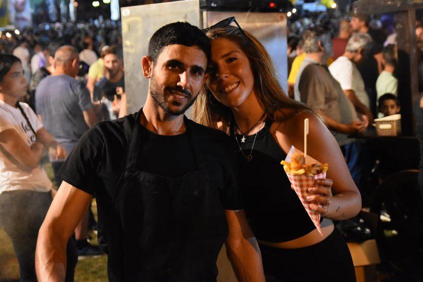 שיא חדש לפסטיבל עמים וטעמים: 65 אלף מבקרים ביומיים