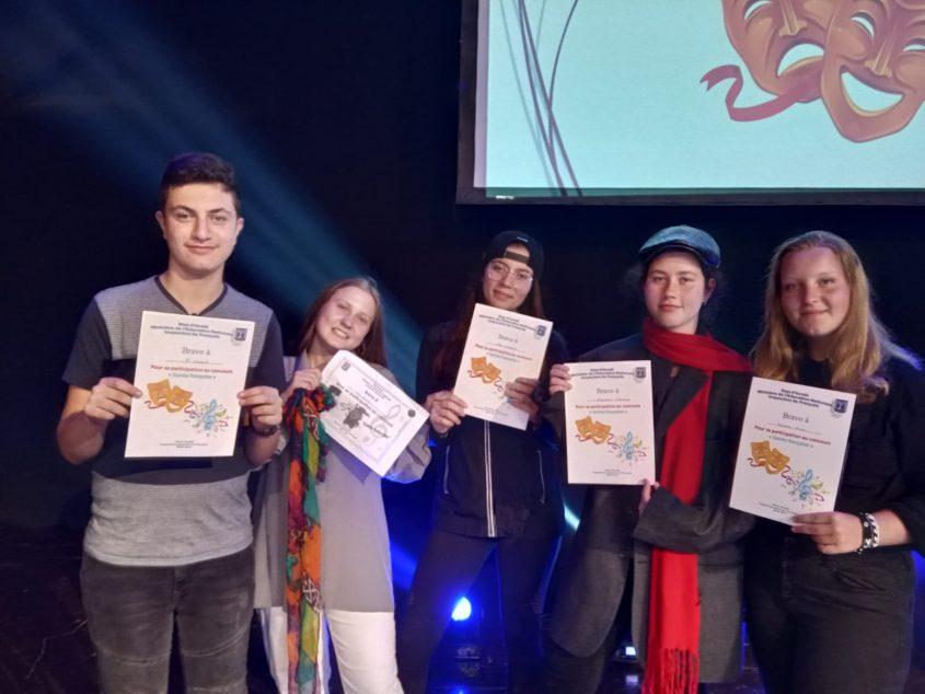המשתתפים בתחרות באדיבות: מקיף ג אשדוד