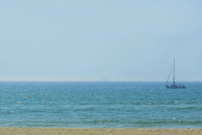 חוף לידו. צילום: פבל
