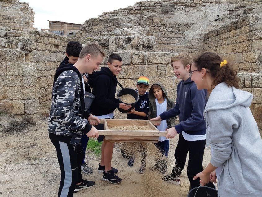 מגמת ארכיאולוגיה