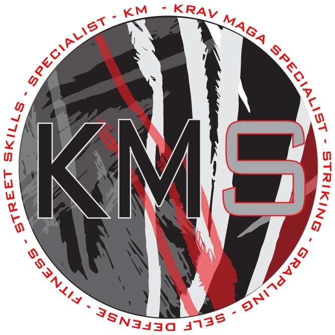 Krav Maga specialist. לוגו בעריכת: ירדן גוטמן