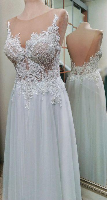 שמלה בעיצוב אישי. צילום: ילנה רזנוביץ