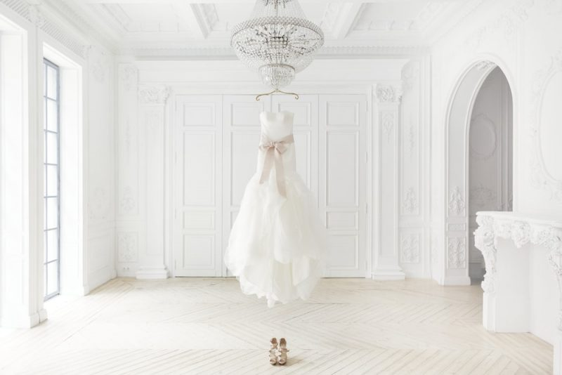 שמלות כלה באשדוד. תמונה: shutterstock, צילום: Vladlen Abdullin
