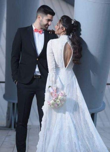 שמלה מושלמת לכל כלה. צילום: פיני קמליה