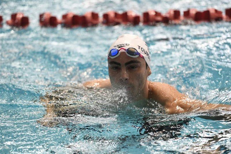 לשחות כל הדרך אל ההצלחה. צילום: ולדימיר סופר