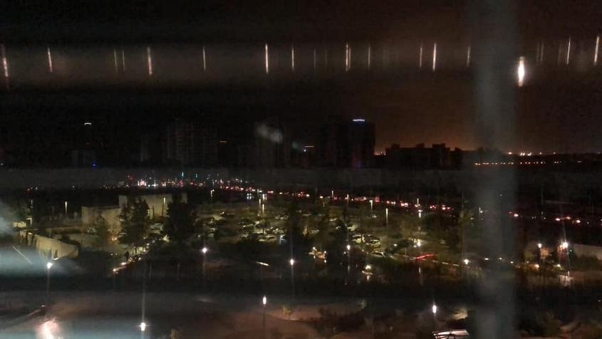 מבט לעיר אשדוד מבית חולים אסותא. צילום: יוליה לבקוביץ