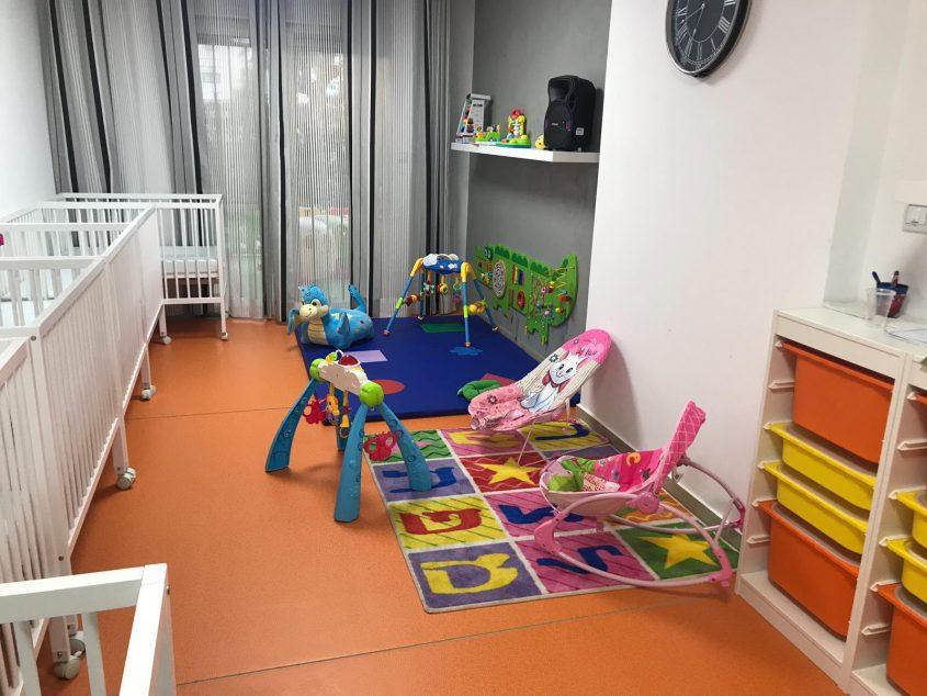 גן חיבוקי אשדוד - מרכז להתפתחות הילד. צילום: סבטלנה רדצ'ינקו