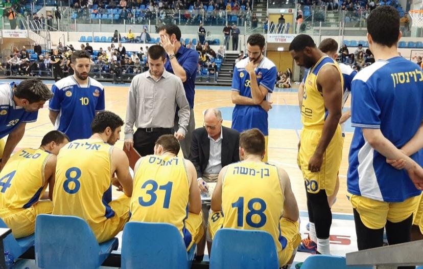 עדיין בחיים: 91-88 למכבי אשדוד על חיפה