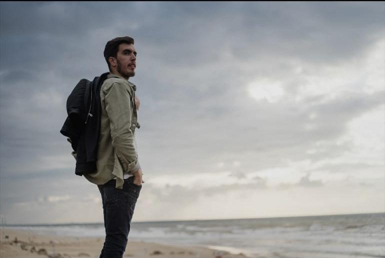 רז פרי משחרר שיר נוסף ליוטיוב. צילום: יואב אליאס