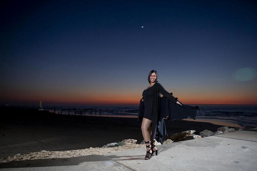 איילת שסקין אשת עסקים מצליחה. צילום: פבל
