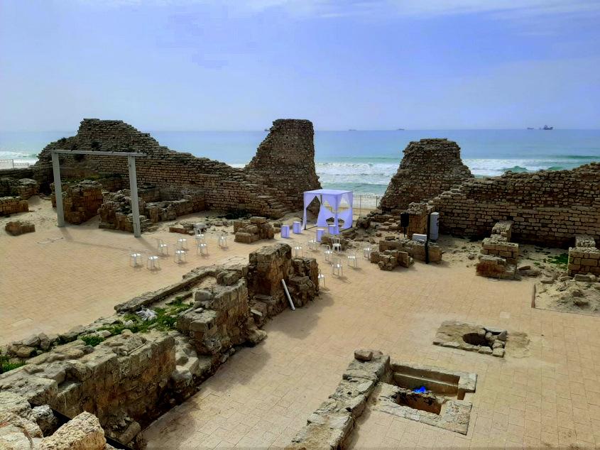 מתחם המצודה. צילום: אריאל אזולאי