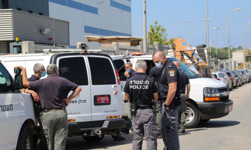 רובע ה': חבלנים נטרלו מטען נפץ פלילי בשכונה