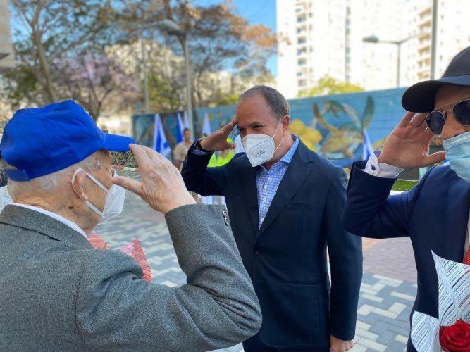 אירועי הניצחון על הנאצים בצל הקורונה