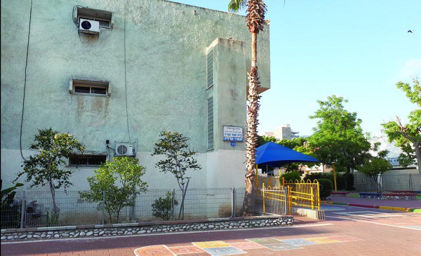 בית הספר שילה באשדוד. צילום: דור גפני