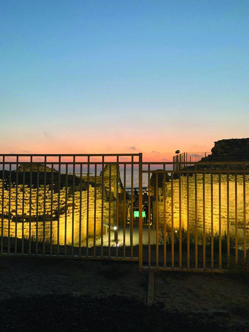 מצודת אשדוד ים. צילום: ליה אושרה