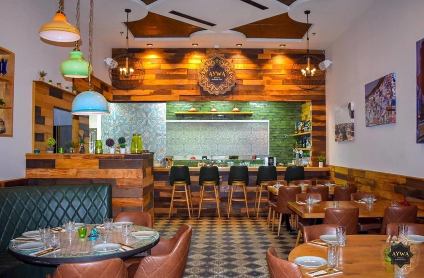 מסעדת איווה צילום: מסעדת איווה