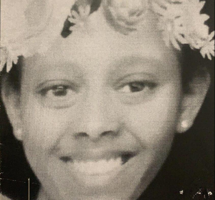 נעדרת: חגית טפסה בת 22 מאשדוד. תמונה: דוברות המשטרה