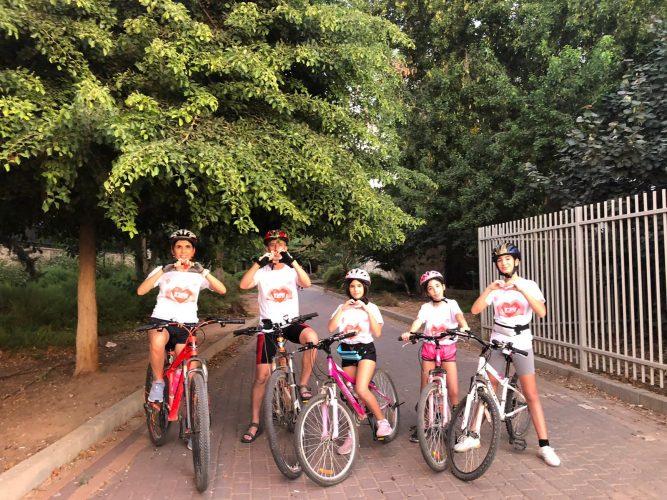 יוזמה חדשה של מועצת גן יבנה: ׳מתחברים דרך הספורט׳