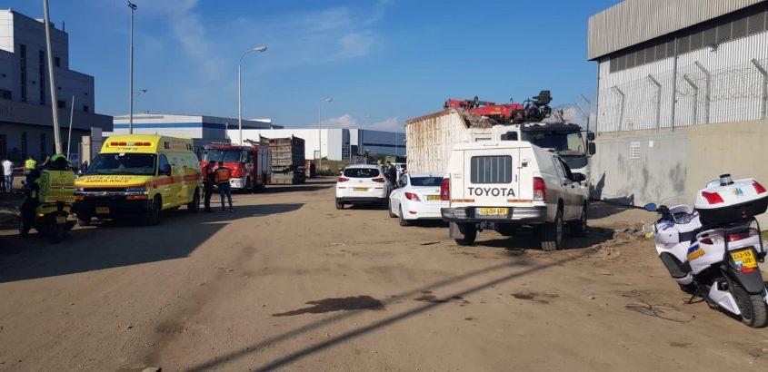 צילום: עיריית אשדוד-הביטחון העירוני