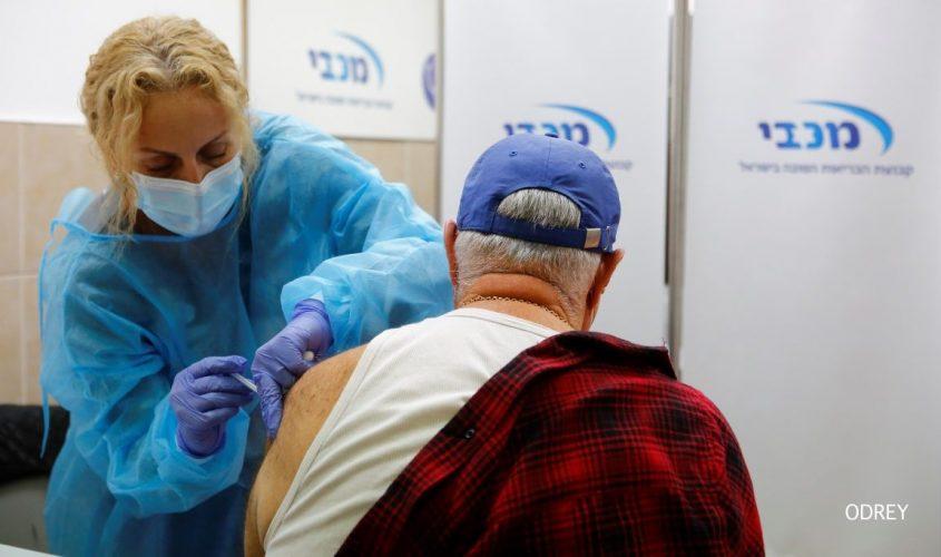 חיסון נגד קורונה. צילום: פבל, odrey
