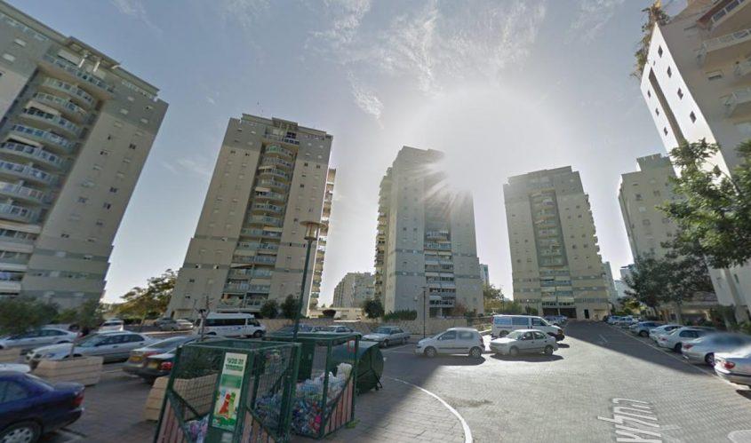 רחוב החלוצים. מתוך גוגל סטריט וויו