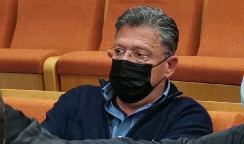 משה פונטה, היום בבית המשפט