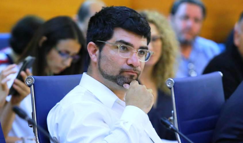 חבר המועצה, אלי נכט. צילום: פבל