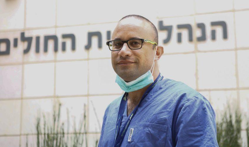 דוקטור אסף פרץ. צילום: פבל