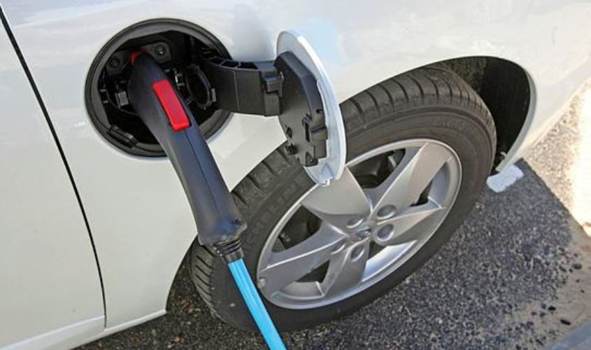 רכב חשמלי. צילום: אלון רון