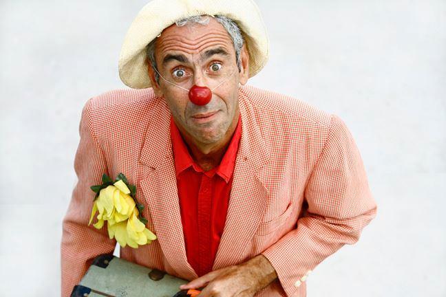 חיים דרעי, איש מצחיק. צילום: איריס שליט