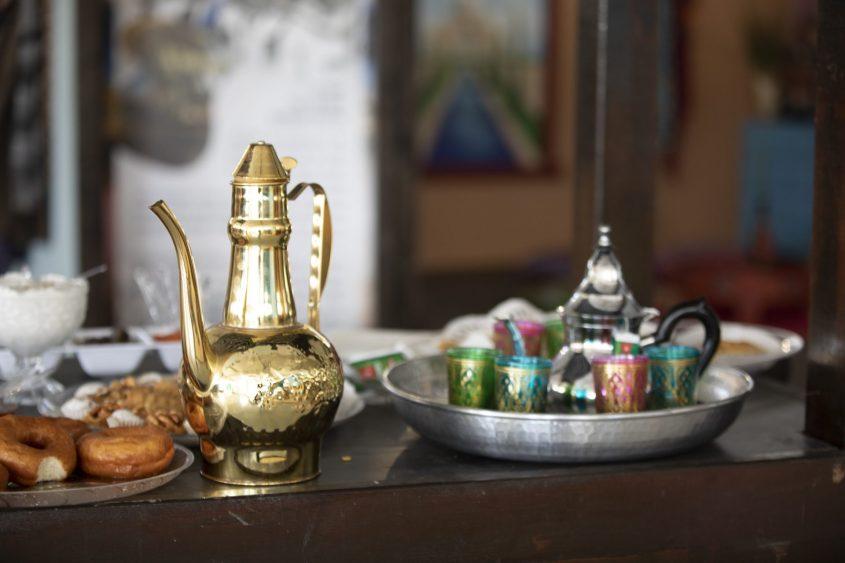 מימונה באוהל המרוקאי