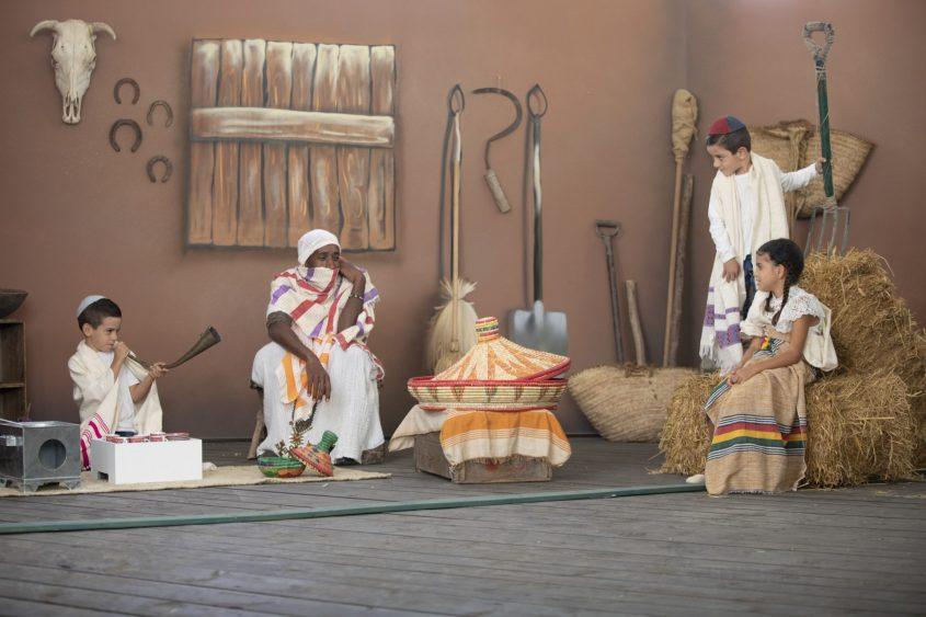 האוהל האתיופי