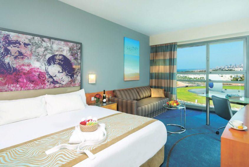 """חדר במלון לאונרדו. צילום: יח""""צ פתאל"""