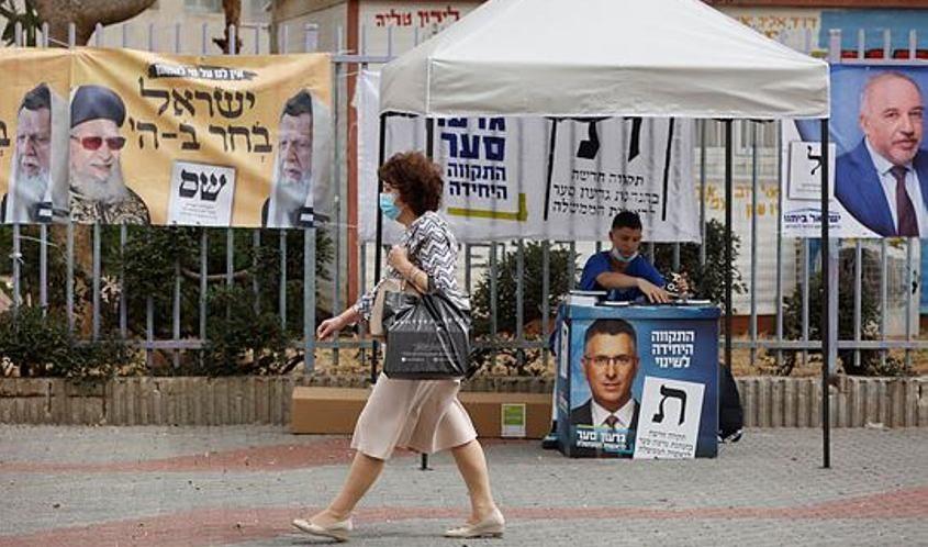 יום הבחירות באשדוד. צילום: אילן אסייג
