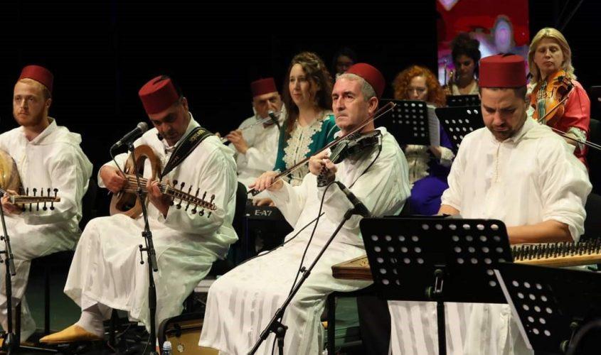 התזמורת האנדלוסית אשדוד. צילום: רפי דלויה