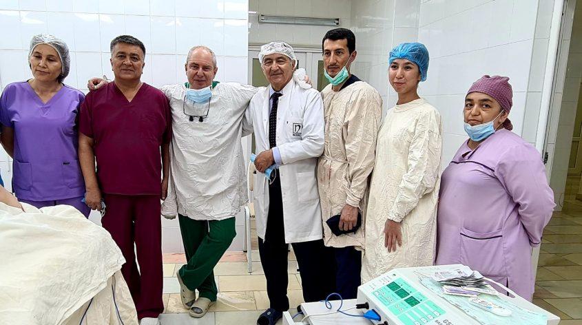 """ד""""ר קפולר ורופאים מקומיים"""