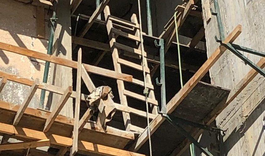 אתר בנייה. צילום אילוסטרציה: משרד העבודה והרווחה
