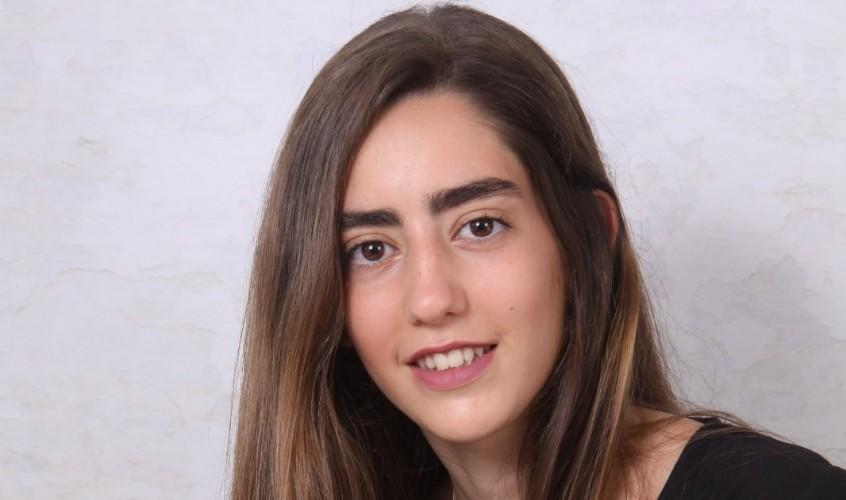 """טליה אלבז. צילום: מקיף י""""א"""