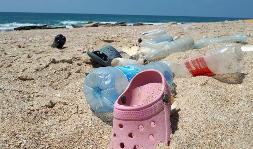 חוף החשמל. צילום: דור גפני