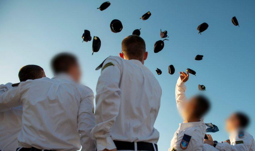 """טקס סיום קורס צוללן מחזור 119. צילום: דו""""צ"""
