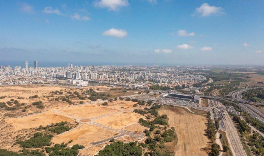 קריית ההייטק. צילום: אגף תעשייה, עיריית אשדוד