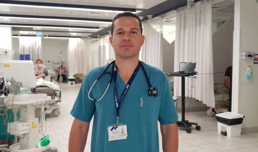 """ד""""ר אהוד דרוקר. צילום: דוברות אסותא"""